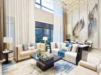 Проектом предусмотрена пентхаусы и 2-уровневые квартиры